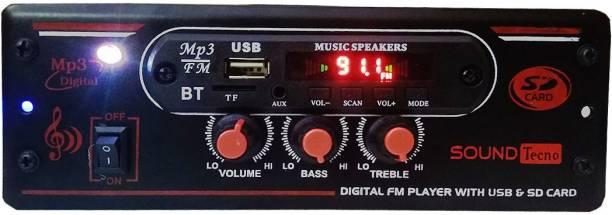sound tecno Bluetooth ST-001 Car Stereo