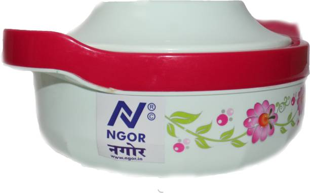 NGOR Casserole 1500 ml Red Cook and Serve Casserole