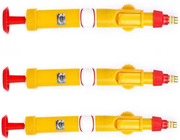 frackkon Garden Bottle Spray Gun High Pressure Pump Nozzle Sprayer 1 L Hand Held Sprayer
