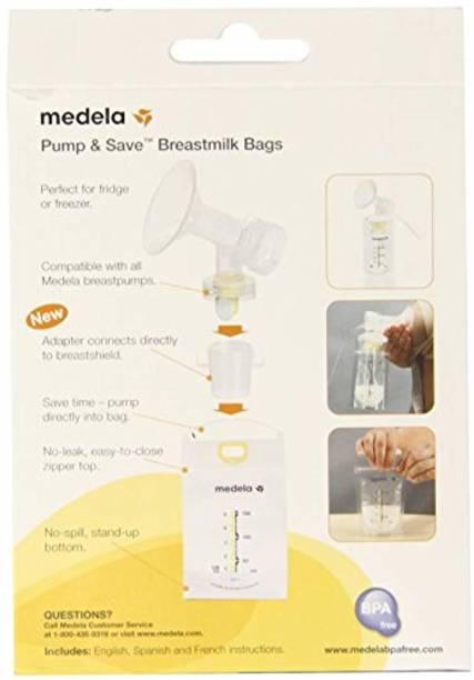 Medela milk storage bag