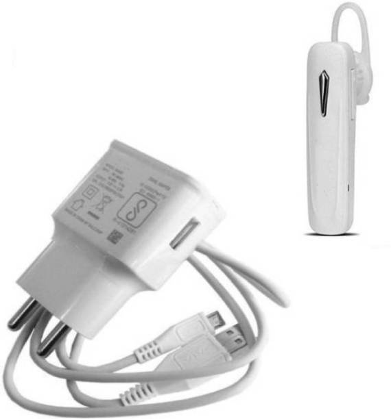 Datalact Wall Charger Accessory Combo for Charger Accessory Combo for Vivo Mobile Phones, All Android Mobile