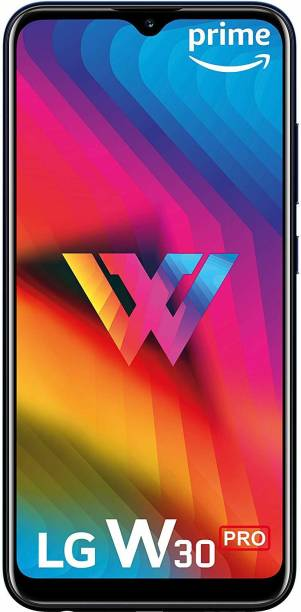 LG W30 Pro (Midnight Blue, 64GB GB)
