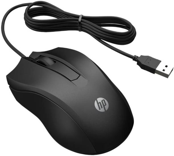 HP 6VY96AA Wired Optical Mouse