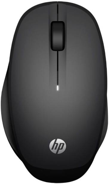 HP Bluetooth Black Wireless Optical Mouse