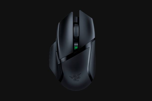 Razer Basilisk X HyperSpeed - Wireless Ergonomic Gaming Mouse - RZ01-03150100-R3A1 Wireless Optical  Gaming Mouse