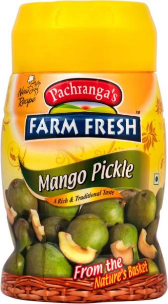 Pachranga's Farm Fresh Mango Pickle Mango Pickle
