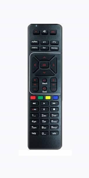 Airtel Dth Settop Box Airtel TV, Airtel set up box, Airtel HD TV Remote Controller