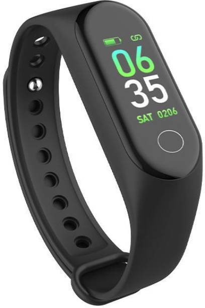 Raysx Smart Band With Heart Monitoring