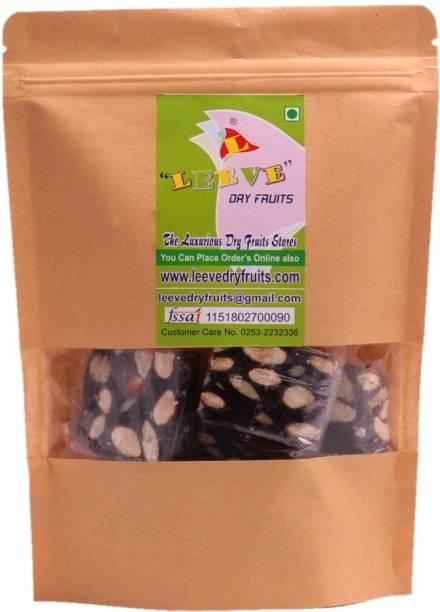 Leeve Dry fruits Spl Khajoor Gulkand Honey Chikki Combo Pouch