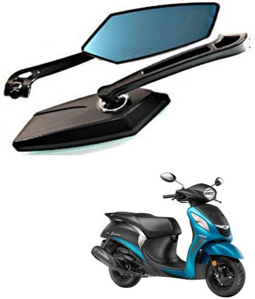 BRPEARl Manual Rear View Mirror For Yamaha Universal For Bike