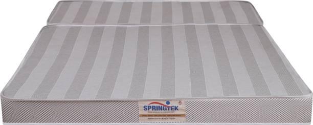 Springtek 3 Folding/Travel Mattress 4 inch King PU Foam Mattress