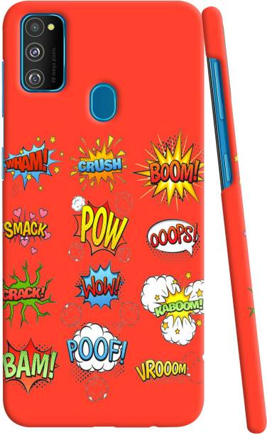 GIFT4EVER Back Cover for Samsung Galaxy M30S