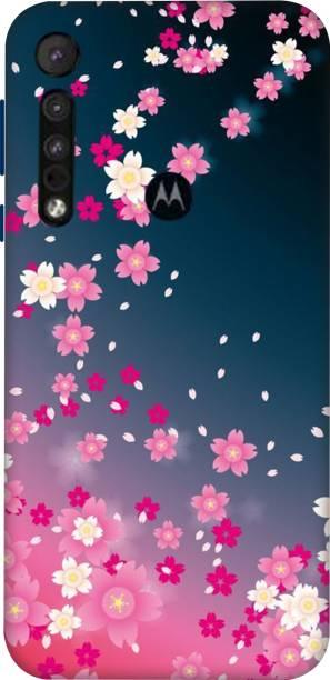 Crockroz Back Cover for Motorola One Macro/One Macro