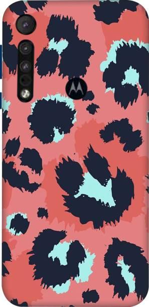Crockroz Back Cover for Motorola One Macro