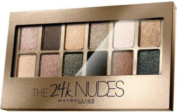 MAYBELLINE NEW YORK NEW YORK 24 NUDES 9 g