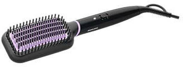 PHILIPS Heated Hair straightening brush Hair Straightener Brush
