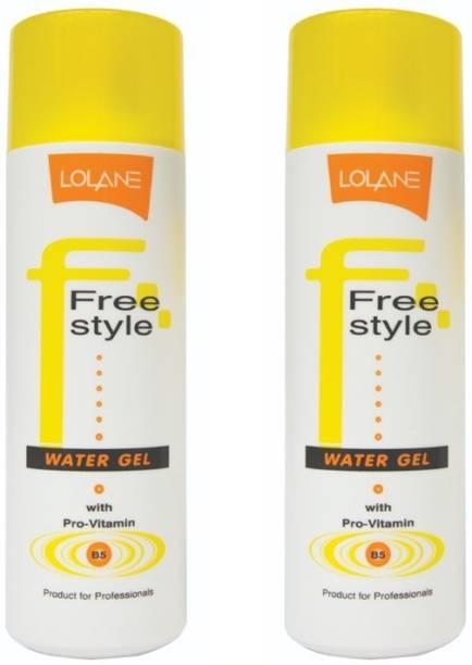 Lolane Fixing Liquid Water Gel Hair Gel
