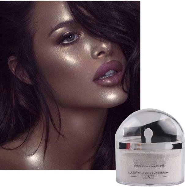 GLOWY Best Illumination Face Makeup powder Highlighter Combo Highlighter