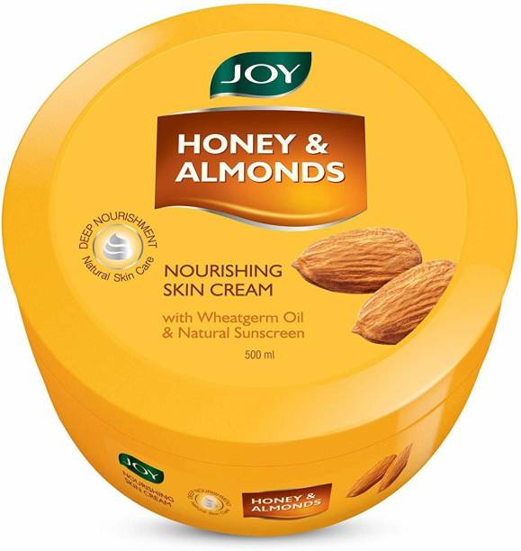 Joy HONEY AND ALMOND 500 ML CREAM