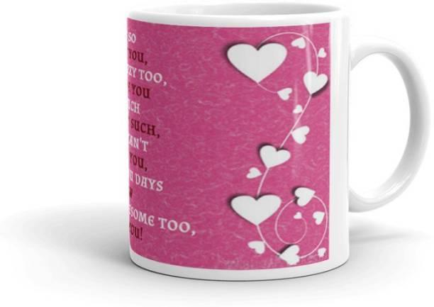 LAKDAS COFFEE MUG 329 Ceramic Coffee Mug