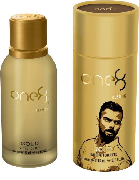 one8 by Virat Kohli Blends Eau de toilette - Gold Eau de Toilette  -  110 ml