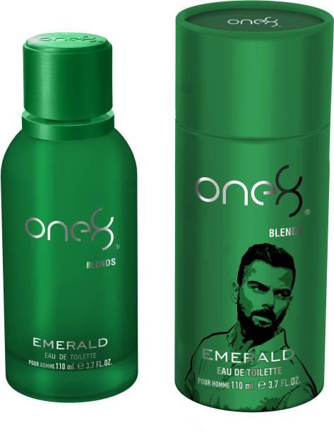 one8 by Virat Kohli Blends Eau de toilette - Emerald Eau de Toilette  -  110 ml
