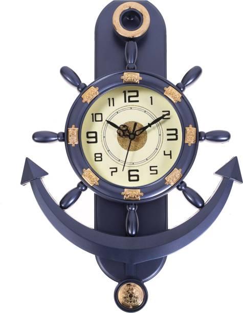 Smile2u Retailers Analog 45 cm X 30 cm Wall Clock
