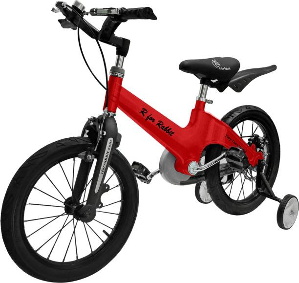 R for Rabbit Tiny Toes Rapid bicycle 16 inch for kids 4 to 7 years 16 T Road Cycle