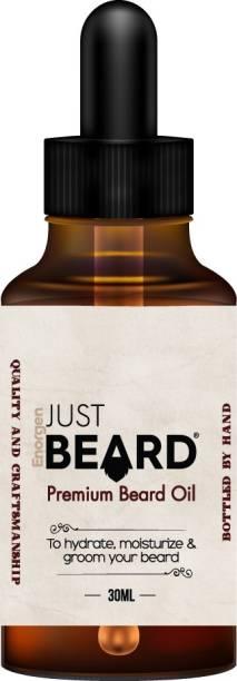 Enorgen JUSTBEARD Traditional Premium Ayurvedic Beard Growth Oil Hair Oil