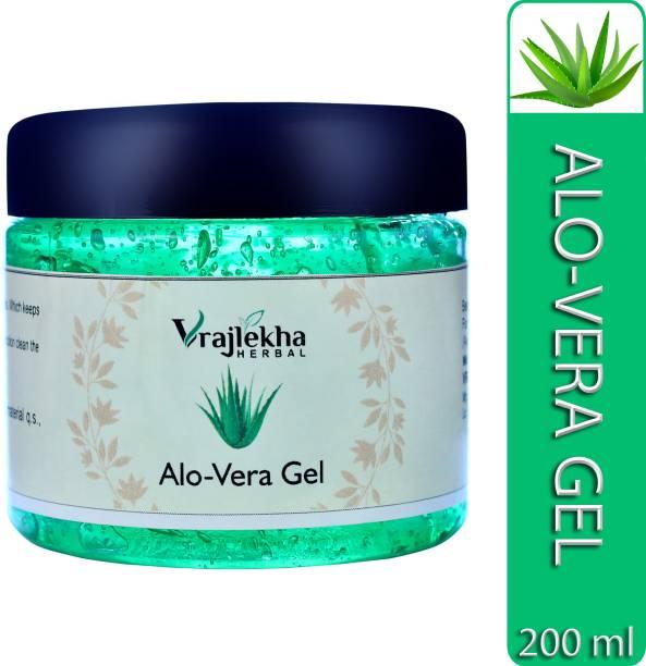 Vrajlekha Herbal Alo-vera Gel Hair Gel