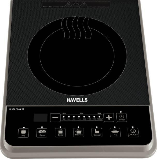 HAVELLS INSTA COOK PT Induction Cooktop