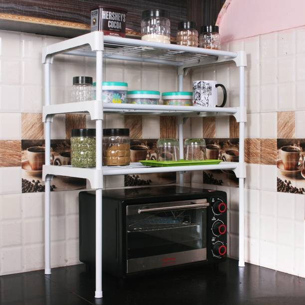 Ebee Metal Kitchen Cabinet