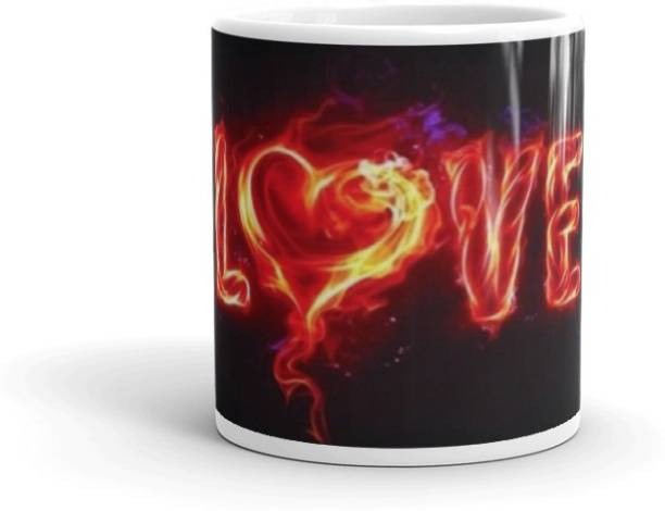 LAKDAS COFFEE MUG 380 Ceramic Coffee Mug