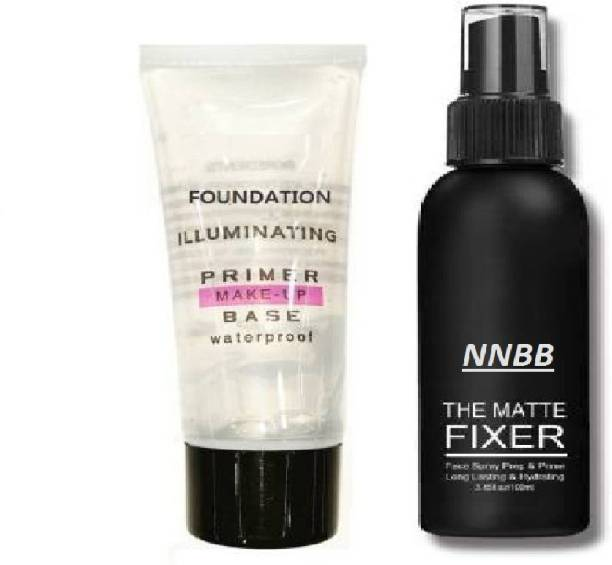 nnbb THE MATTE FIXER AND PRIMER TUBE (150) ML Primer  - 150 ml