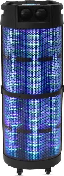ALTEC LANSING AL-5003 with DJ Light & Karaoke 100 W Bluetooth Party Speaker