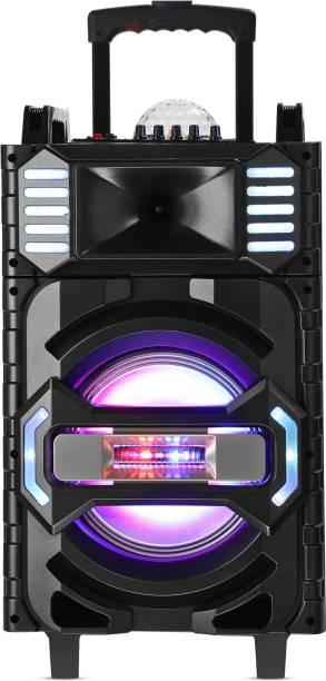 ALTEC LANSING AL-5001 with DJ Light & Karaoke 50 W Bluetooth Party Speaker