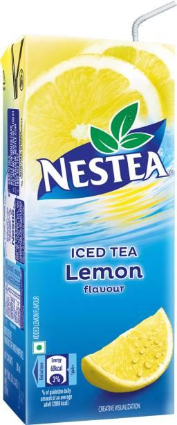 Nestea Lemon Iced Tea Tetrapack