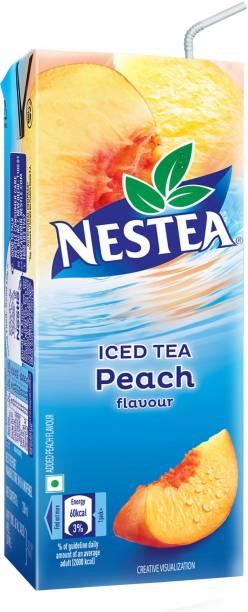 Nestea Peach Iced Tea Tetrapack