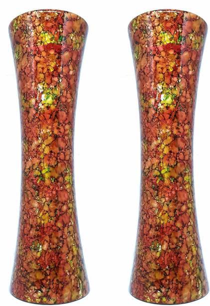 Varda Wooden Vase