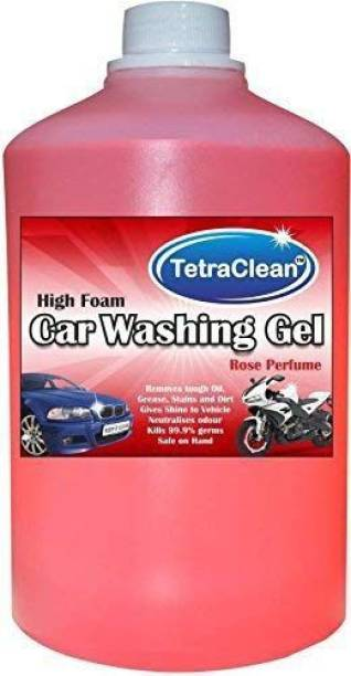 TetraClean Foam car Shampoo Car Washing Liquid