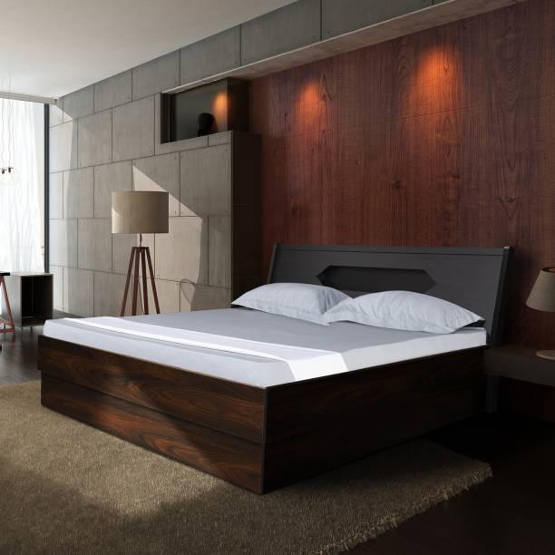 Zuari Florence Engineered Wood Queen Box Bed