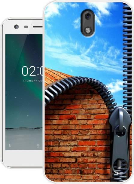 Morenzosmart Back Cover for Nokia 2