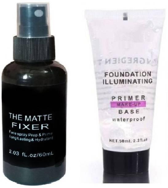 Miss Hot Makeup Base Tube Primer With Makeup Fixer Primer