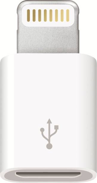 Apple MD820ZM/A Lightning to Micro USB Adapter Lightning Cable