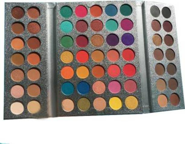 Gorgeous BEAUTY GLAZED 63 Color Eyeshadow palette 50 g