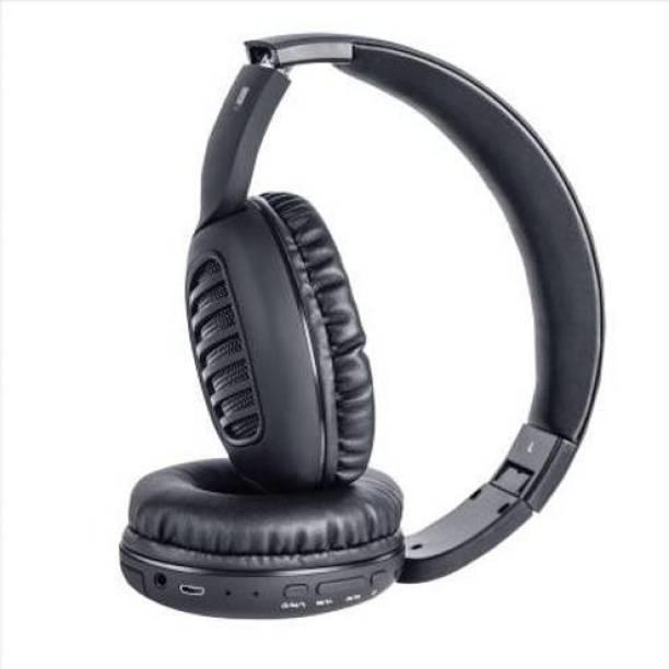 iBall Decibel Black Edition (Alexa Wireless Headphone) Bluetooth Headset