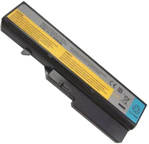 LAPCARE G460 G560 Z560 Compatible 6 Cell Laptop Battery
