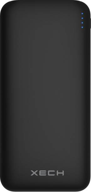xech 10000 mAh Power Bank (18 W, Power Delivery 3.0, Quick Charge 3.0)