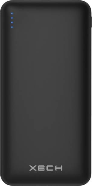 xech 20000 mAh Power Bank (18 W, Power Delivery 3.0, Quick Charge 3.0)