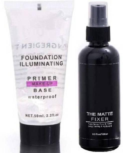 Anytime shops Anytimeshops super quality matte fixer with primer Primer  - 150 ml